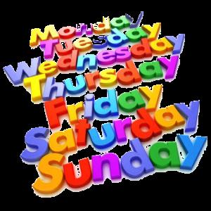 Почему дни недели так называются?