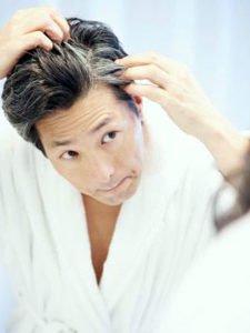 Почему седеют твои волосы?