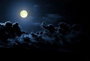 Почему ночью темно?