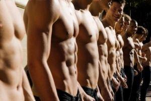 Почему у парней нет целлюлита