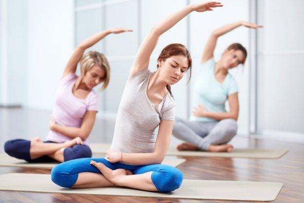 Физические упражнения при болях во время месячных