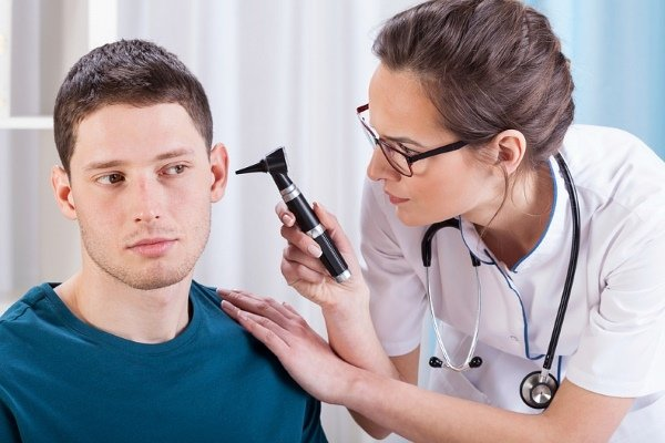 Диагностика шума в ушах