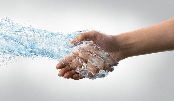 Влажность рук