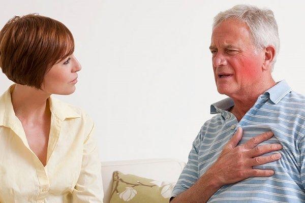 Горит лицо при сердечно-сосудистых заболеваниях