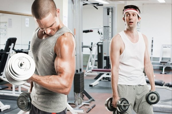 Не растут мышцы
