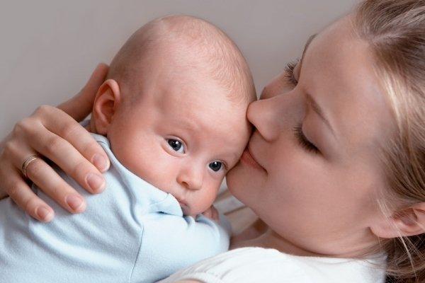 Привлечение внимания мамы