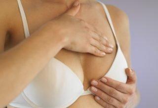 Набухла грудь